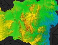 Atualização Cartográfica da Bahia