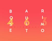 463 Aniversario de Barquisimeto / Motion