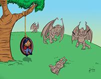 Baby Gargoyles