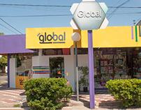 Diseño de Fachada e Interior Global
