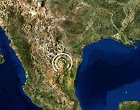 "NatGeo MegaEstructuras: Gas pipeline RamonesII - ""Maps"""