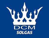 Logo - DCM solgas