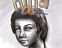 Ilustraciones DVD - Nina & Colombian art, more artists