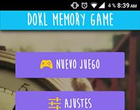 Dokl Memory Game