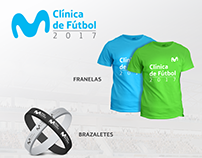 Clínica de Futbol 2017 - Movistar
