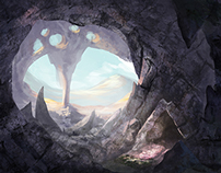 Environment Designs- Caves