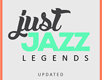 """Just Jazz -  Legends"""
