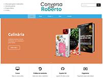 Projeto site de afiliados : conversacomroberto.com.br