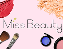 Logo - Miss Beauty Hair Saloon