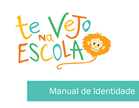 Manual de Identidade - Te Vejo na Escola