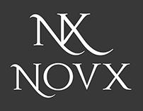 Logotipo criada para NX (loja de roupa)