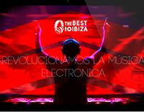 The Best to Ibiza Website design