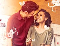 Pand'oro - Dia dos Namorados