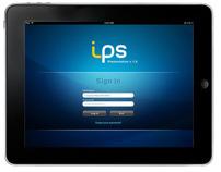 Diseño UI iPad App - IPS / Xprom