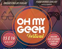 Oh My Geek Festival