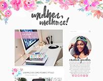Blog | Mulher, melhore!