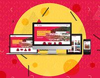 Branding - UIUX & Web Design   RamalloTurismo