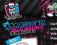 Tutorial Mecha Monster High