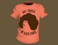 Camisetas Lopez Creative - Modelo Don't Touch