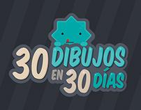 30 DIBUJOS EN 30 DÍAS