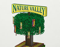 Nature Valley Exhibitor, Costa Rica