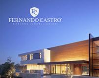 Fernando Castro Brokers - Rediseño de marca