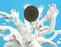 Oreo Milk´s favorite cookie