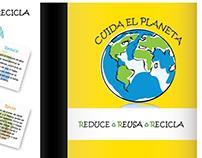 Cuadernos escolares basados en las 3R`s
