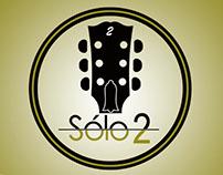 Desarrollo de logotipo para banda Ecuatoriana Sólo2