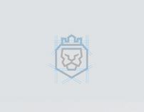 Royaslan // Brand identy