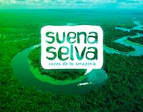 Construcción de Branding : Suena Selva