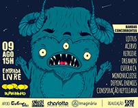 Flyer: Expo Rock Recife - Recife, Mostra tua Banda!
