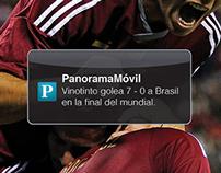 Panorama app Campaign