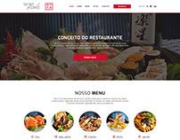 Site Shin Koike - Culinária Japonesa