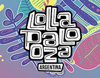 Proyecto de Graduación- Lollapalooza Argentina