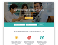 Redesign Concept For Job Platform