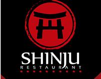 Logo • Menú / Comida Japonesa / SHINJU Restaurant.