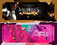 Banner Conference Mujeres de Impacto