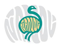 Ñandú // Logo