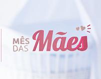 Campanha - Mês das Mães