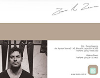 Anúncios para a Revista Rio Arquitetura e Design