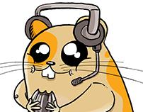 Tolansky - the hamster