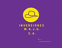Creación de marca e intro: Inversiones MAJG