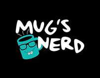 Logo - Mug's Nerd