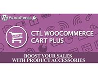 WordPress Plugin: CTL WooCommerce Cart Plus
