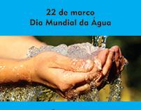 Institucional Dia da Água - Mídias Sociais