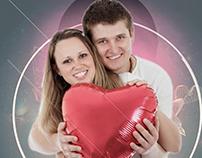 Volantes publicitarios Armonía de Amor