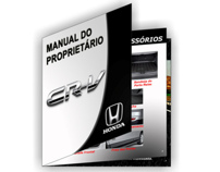 Manual do Proprietário - Honda CRV