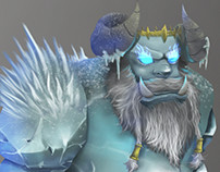 Ymir Character Design