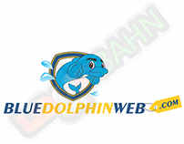 LOGO AND CHARACTER DESIGN for Blue Dolphin from USA